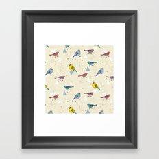 Perch Framed Art Print