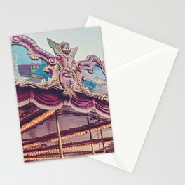 On the Piazza Stationery Cards