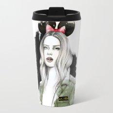 Army Girl Travel Mug