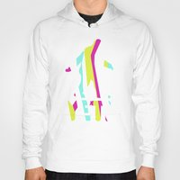 grand theft auto Hoodies featuring Grand Theft Yeti by Don Calamari