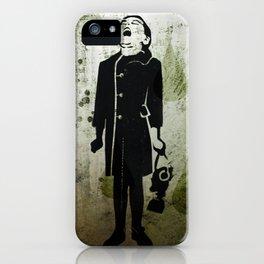 Virus Girl iPhone Case