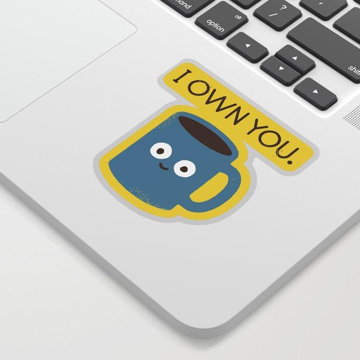 Coffee Talk Sticker