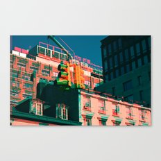 City Jam Canvas Print