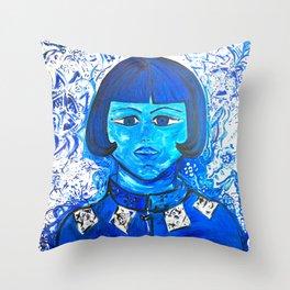 Beabop Throw Pillow