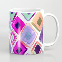 morocco Mugs featuring Morocco by Amy Sia