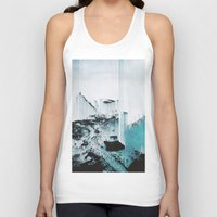 glitch Tank Tops featuring Glitch by SUBLIMENATION