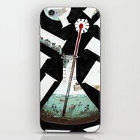 science iPhone & iPod Skins featuring Science! by Joe Lillington