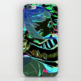 Super villain Himiko Toga iPhone Skin