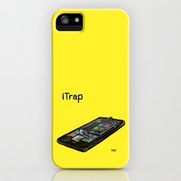 iTrap MM iPhone Case