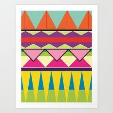 mexa print Art Print