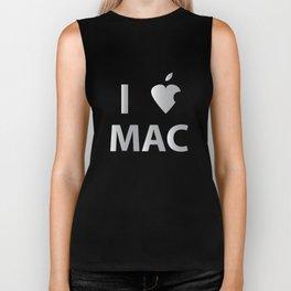 I heart Mac Biker Tank