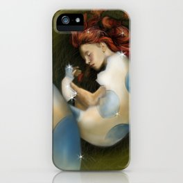 Hatchling iPhone Case