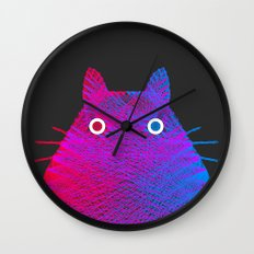 My Neighbor Wall Clock