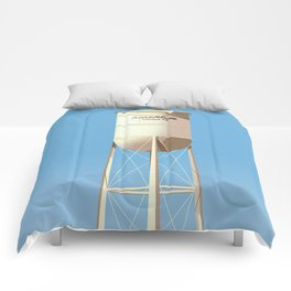America Water Co. Comforters