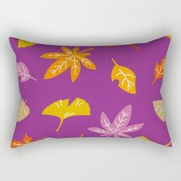Autumn Leaves_E Rectangular Pillow