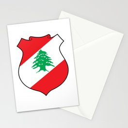 Lebanon Coat of Arms  Stationery Cards