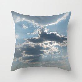 Skyfall Throw Pillow