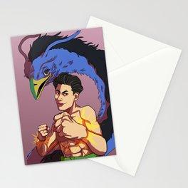 Spirit Detective Stationery Cards