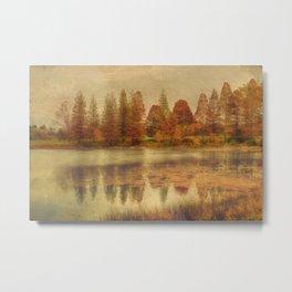 Lake Nevin Metal Print