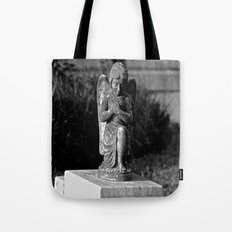 She Was an Angel Tote Bag