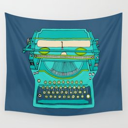 Typewriter Number Five Wall Tapestry