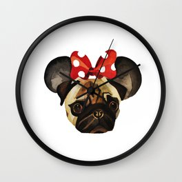 Walter Wall Clock