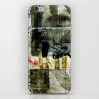 broken iPhone & iPod Skins featuring BROKEN by db Waterman
