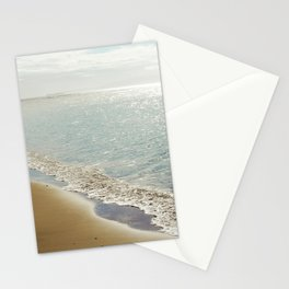 beauty and the beach Stationery Cards