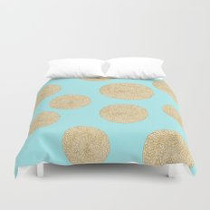 Straw Cushion Pattern Duvet Cover
