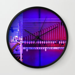 Synchrocyclotron #2 Wall Clock