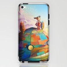 MEI and TOTORO iPhone & iPod Skin