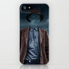 Mr. Nobody iPhone Case