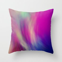 colour and light Throw Pillow