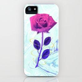 Arien Rose iPhone Case