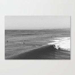 San Clemente | Surf Canvas Print