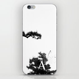 hisomu A. iPhone Skin