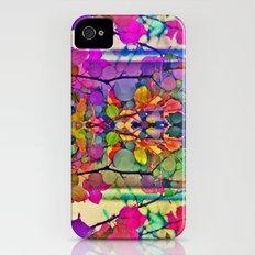 Thru the Kaleidoscope  Slim Case iPhone (4, 4s)