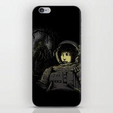 Space Horror iPhone & iPod Skin