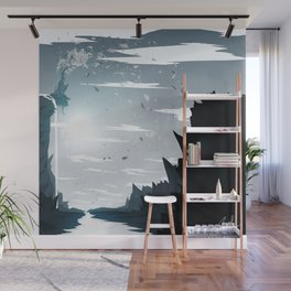 Withered Wall Mural