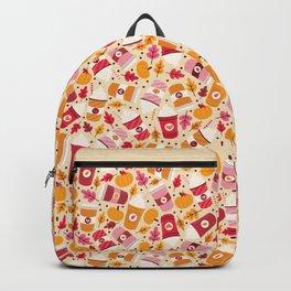 Pumpkin Spice Love Backpack