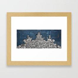 Belinda Framed Art Print