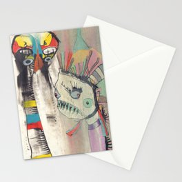 Cantina Patrons Stationery Cards