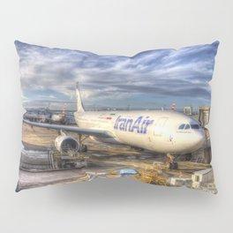Iran Air Airbus A330-200 Pillow Sham