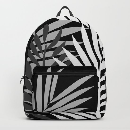 TROPICAL PALM LEAVES 1 Backpack
