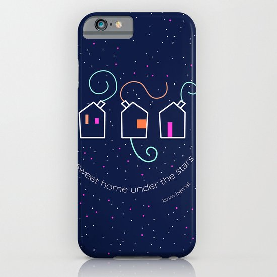 Sweet home under the stars iPhone & iPod Case