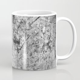 Abstract grey concrete Coffee Mug
