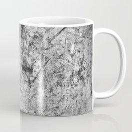 Abstract grey concrete Coffee Mug
