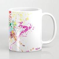 rome Mugs featuring Rome by Nicksman
