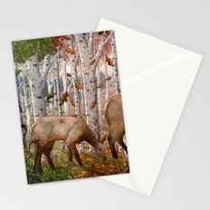 A Migration Through Time Stationery Cards