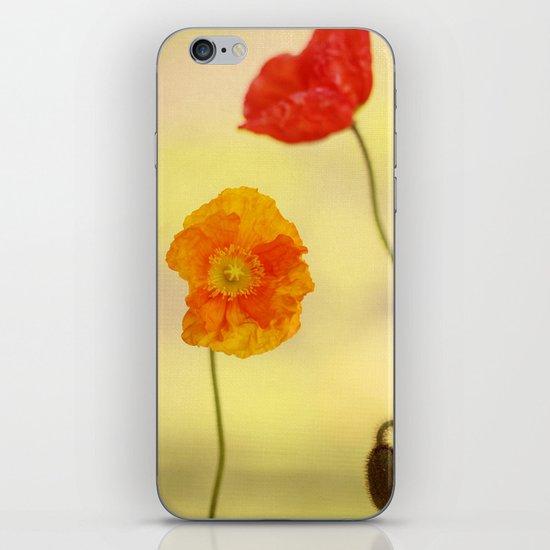 Jeune Fille iPhone & iPod Skin